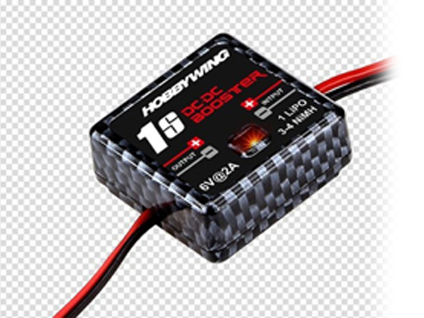 Hobbywing 1S DC/DC BEC Booster HW30600400001