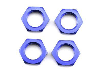 Image Of Kyosho Wheel Nut (Blue) Inferno 1:8