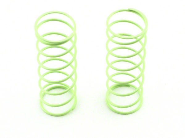 Kyosho Big Shock Springs S 8-1.6/70mm Lime Green (2) IF350-816