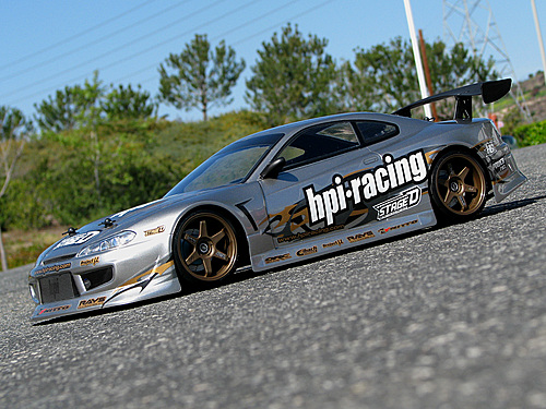 HPI Nissan Silvia Body (s15/200mm) 17530