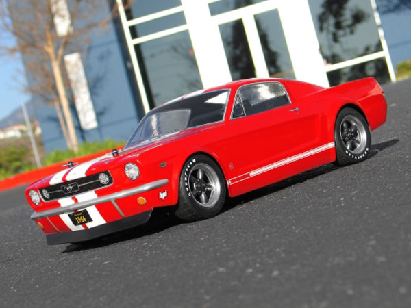 HPI 1966 Ford Mustang Gt Body 17519