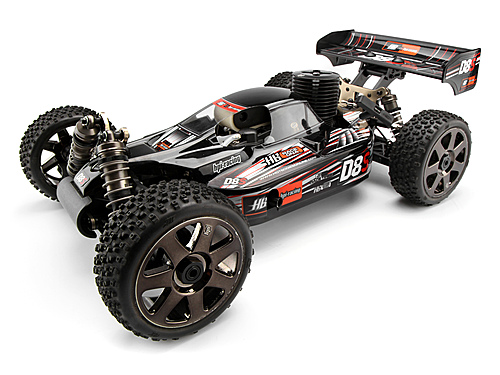 HPI D8s Rtr Painted Body 107144