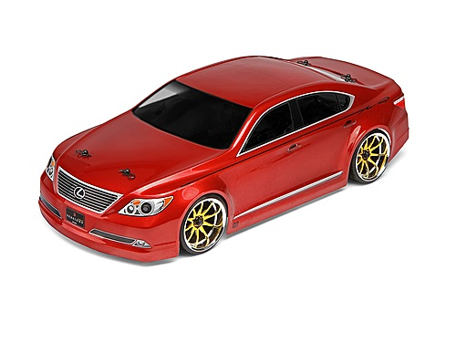 HPI Lexus Ls460 Sessions Ver. Body (200mm) 30732