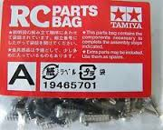 Tamiya Subaru Brat Screw Bag A 9465701