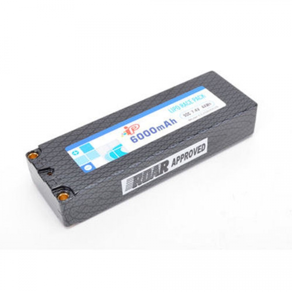 Intellect Lipo 6000mAh 2S 90C 7.4V G5 (5mm) IPCC2S6000V9