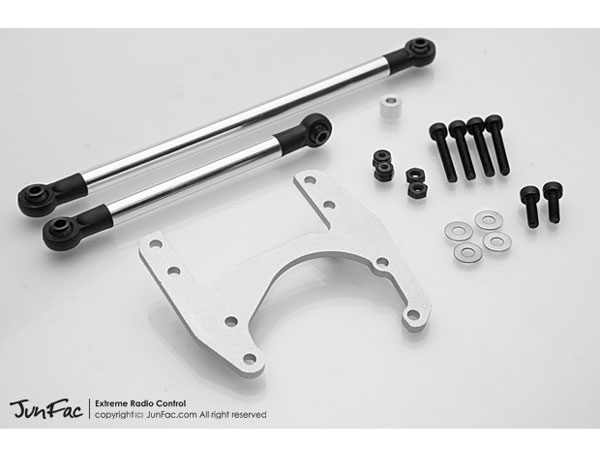 JunFac Front Steering Kit For Tamiya High-lift Axles J44221