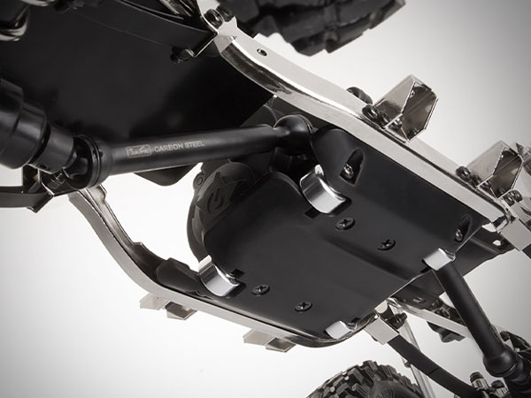 Gmade Junfac Sawback GS01 Hardened Carbon Steel Universal Shaft RC Cars #J90035