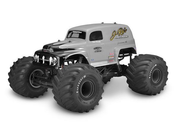 ../_images/products/small/J Concepts 1951 Grandma Ford Panel Truck Monster Truck Body