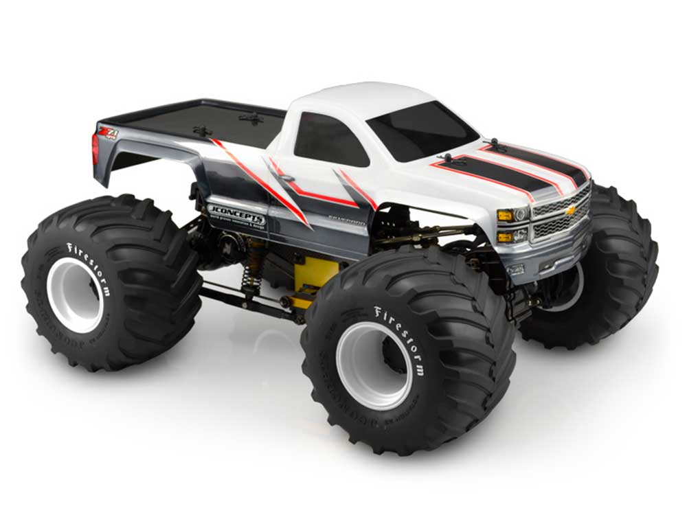 ../_images/products/small/J Concepts 2014 Chevy 1500 MT Single Cab Monster Truck Body