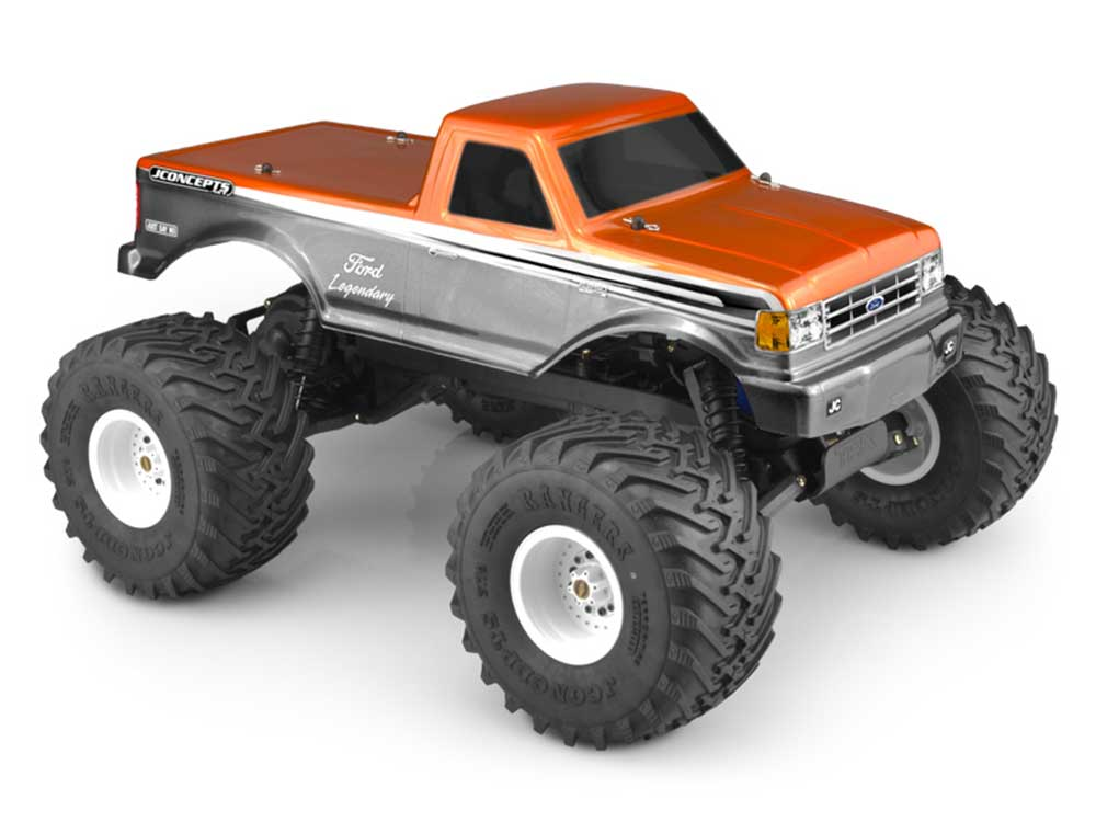 ../_images/products/small/J Concepts Ford F-250 Monster Truck Body for Traxxas Stampede)