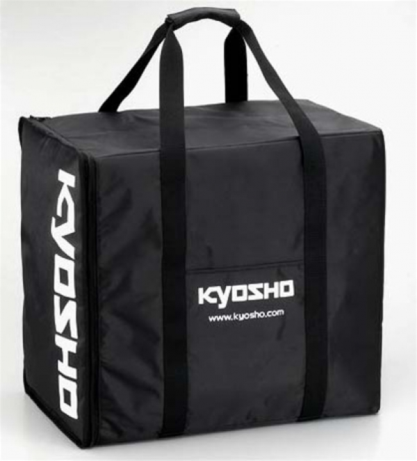 Kyosho Carrying Case Large (Black) 87615