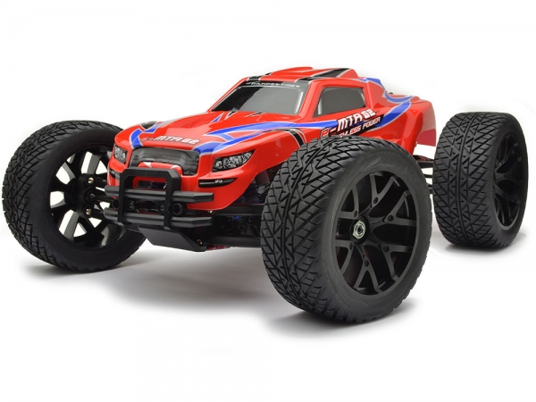 Image Of Thunder Tiger eMTA G2 Brushless Monster Truck (Red)