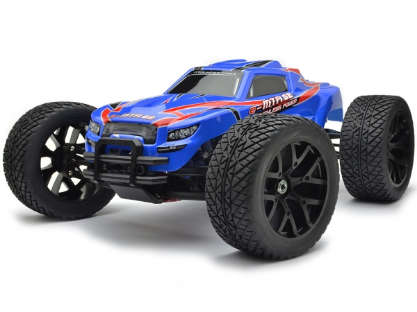 Image Of Thunder Tiger eMTA G2 Brushless Monster Truck (Blue)