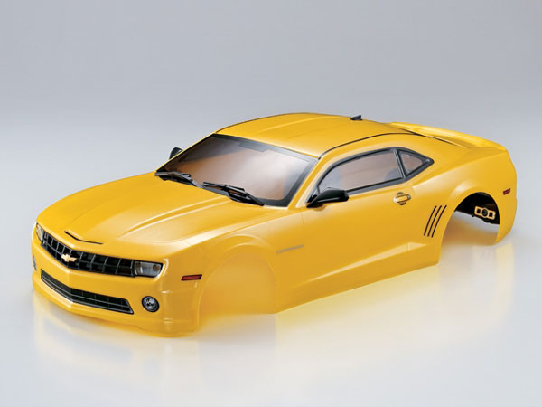 Killer Body Camaro 2011 190mm Yellow Ready to Use KB48024