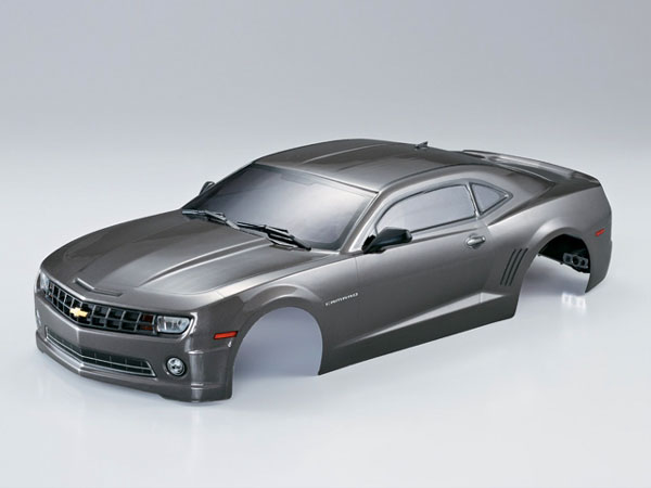 Killer Body Camaro 2011 190mm Silver-Grey Ready to Use KB48027
