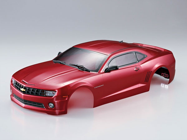 Killer Body Camaro 2011 190mm Iron-Oxide-Red Ready to Use KB48028