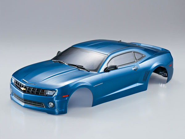Killer Body Camaro 2011 190mm Metallic-Blue Ready to Use KB48029