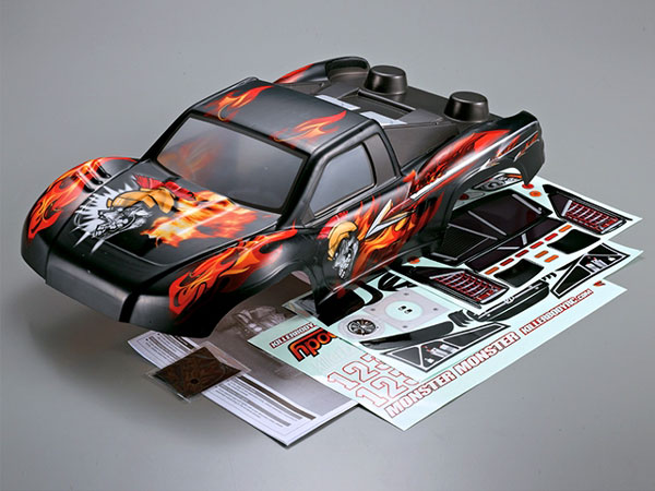 Killer Body 1/10 Sct Monster Mars With Decal Kit KB48166
