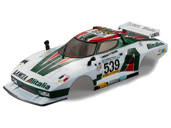 Killer Body Lancia Stratos (1977 Giro D italia) Rally-Racing All-i Ready to Use KB48250