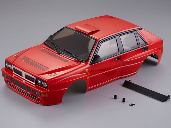 Killer Body Lancia Delta HF Integrale Red All-in Ready to Use KB48288