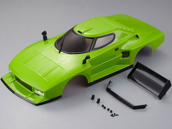 Image Of Killer Body Lancia Stratos (1977 Giro D italia),Green Ready to use