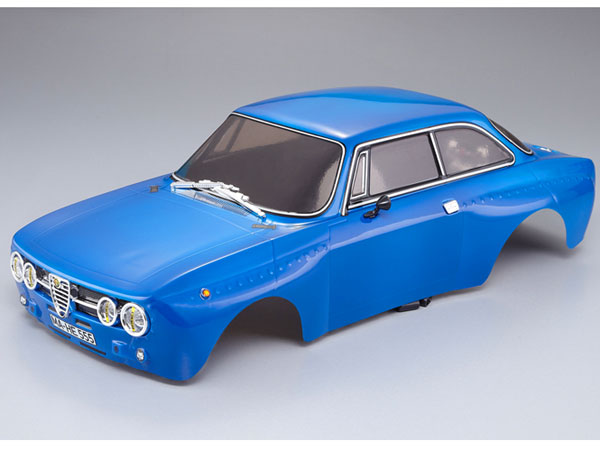 Killer Body Alfa Romeo 2000 Gtam Blue Ready to Use KB48323