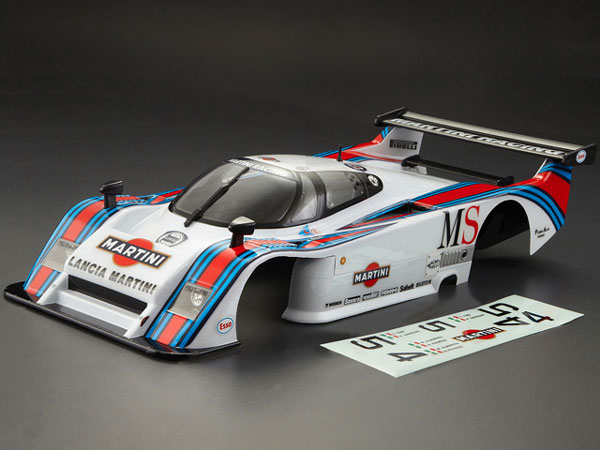 Killer Body Lancia LC2 Rally-Racing Ready to Use KB48395