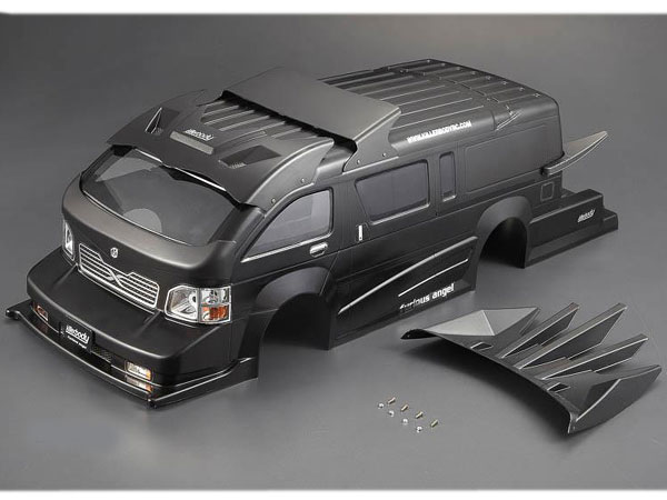 Killer Body Furious Angel Black All-in Ready to Use KB48407