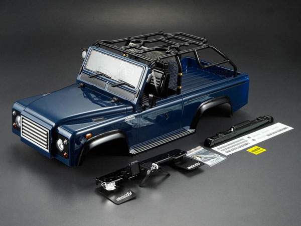 Killer Body 1/10 Crawler Marauder Dark Blue All-in Ready to Use (Land Rover Style) KB48417