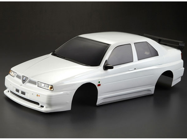 Killer Body Alfa Romeo 155 Gta White Ready to Use KB48476