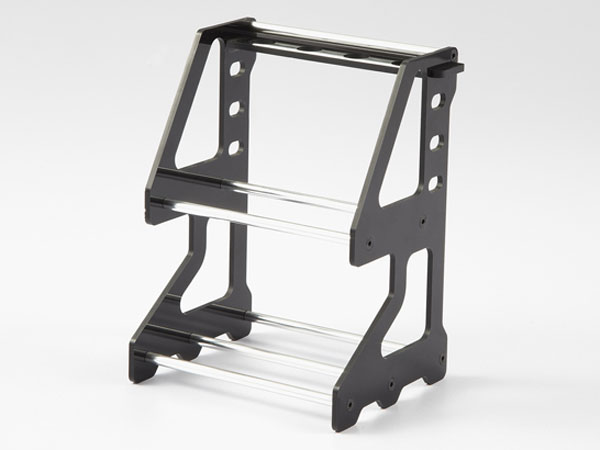Killer Body Tyre Rack (Aluminum Alloy and Acrylic) KB48521