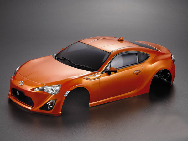 Killer Body Toyota GT86 195mm - Orange KB48567