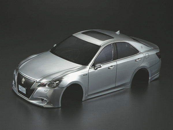 Killer Body Toyota Crown Athlete 195mm - Silver KB48573
