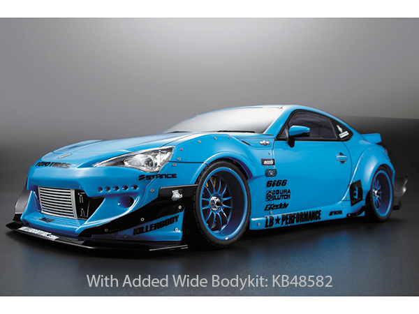 Killerbody Wide Body Full Kit Nr 2 für Toyota 86 /& Subaru BRZ KB48583