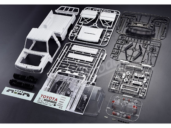 ../_images/products/small/Killer Body 1/10 Toyota Land Cruiser 70 ABS Hard Body Set Kit