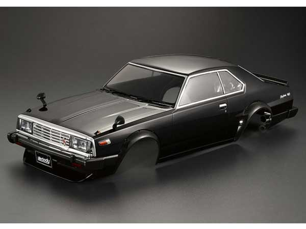 ../_images/products/small/Killer Body Nissan Skyline 2000 Turbo GT-ES 195mm - Black