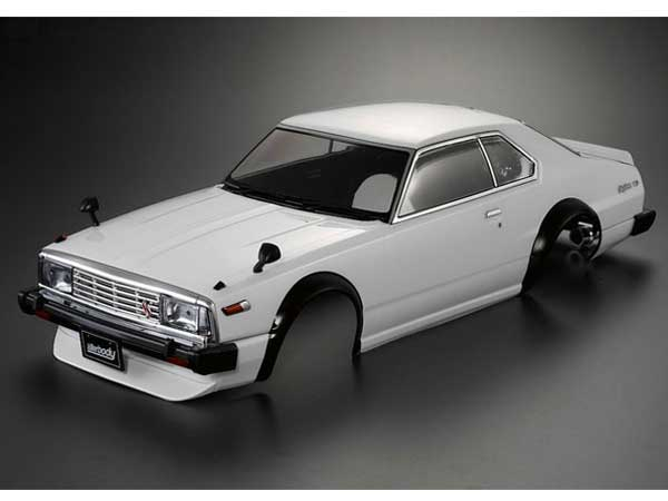 ../_images/products/small/Killer Body Nissan Skyline 2000 Turbo GT-ES 195mm - White