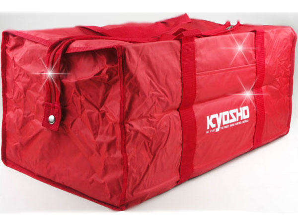 Image Of Kyosho Carry Bag - Red