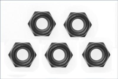 Image Of Kyosho Nylon Nut (M4)