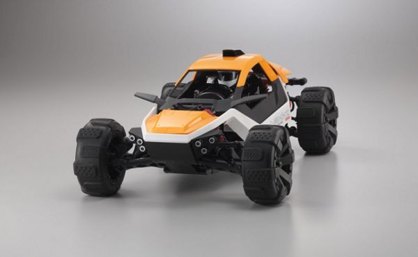 Image Of Kyosho NeXXt Assembly Kit (Orange)