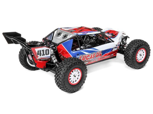 Losi Racing LOS234023 Pivot Pin Mount Set Steel 4 Tenacity
