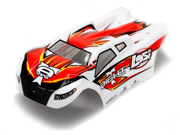 Losi Mini 8ight-T Body Painted LOS210000