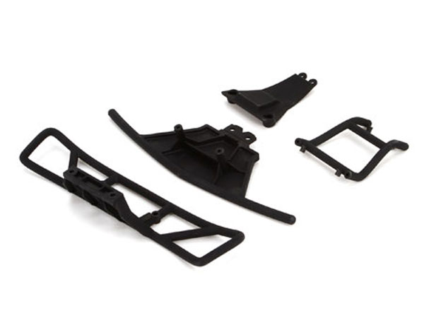 Losi Ten Rally-X Front & Rear Bumper LOS231000