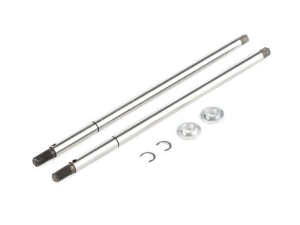 Losi Rear Axle Shaft Set: Baja Rey LOS232014