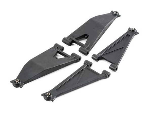 Losi Front Suspension Arm Set Upper and Lower - Baja Rey LOS234004