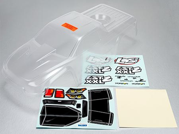 Losi LST XXL-2 Unpainted Body LOS240001