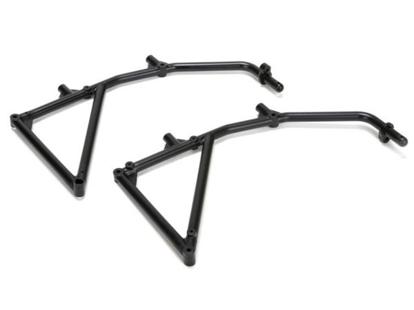 Losi 5ive-R Mini WRC Front Cage Support Set (2) LOS251002