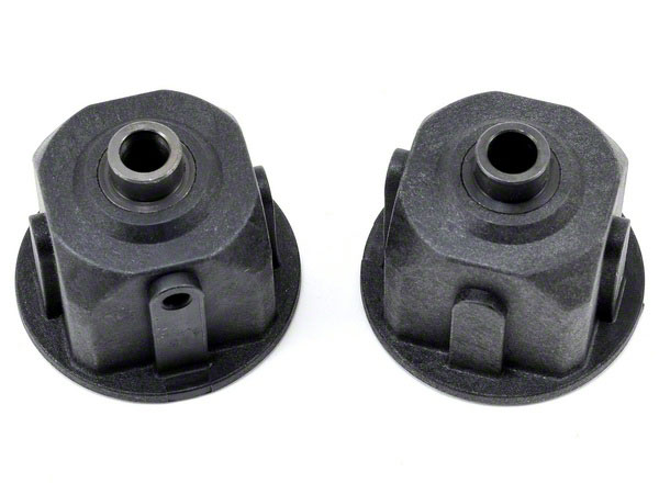 Losi 1/5 DBXL/ MTXL 4WD Front/Rear Differential Case (2) LOS252010