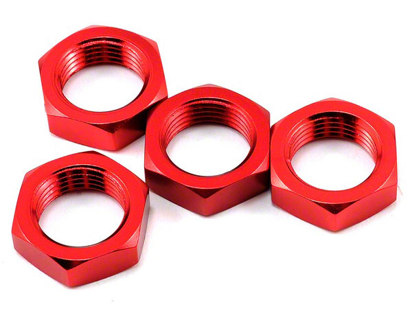 Losi 1/5 DBXL 4WD Serrated Wheel Nuts (4) LOS252013