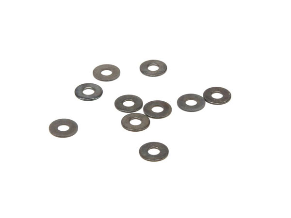 Losi 3.2 x 8 x 0.5mm Washer (10):6IX LOS256007